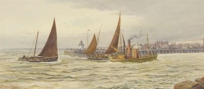 Lot 37 - STEPHEN JOHN BATCHELDER (1849-1932)