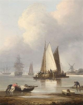 Lot 62 - THOMAS LUNY (1759-1837)