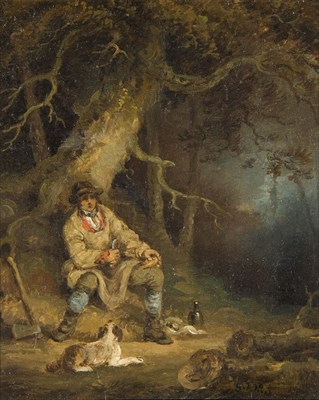 Lot 71 - ATTRIBUTED TO GEORGE MORLAND (1763-1804)