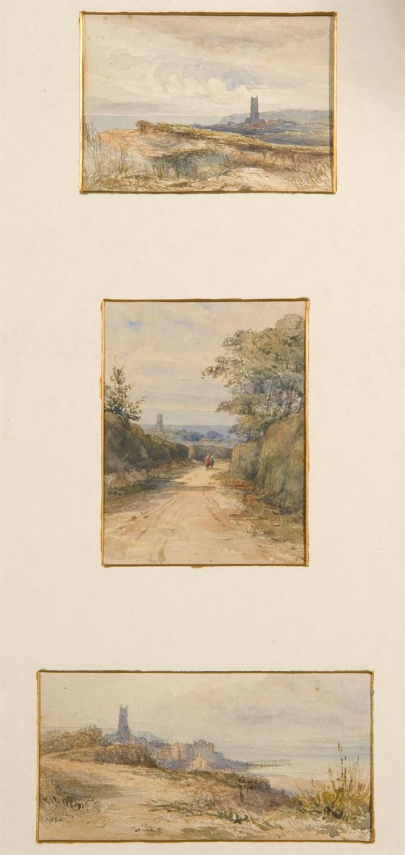 Lot 35 - ENGLISH SCHOOL (C.1875)