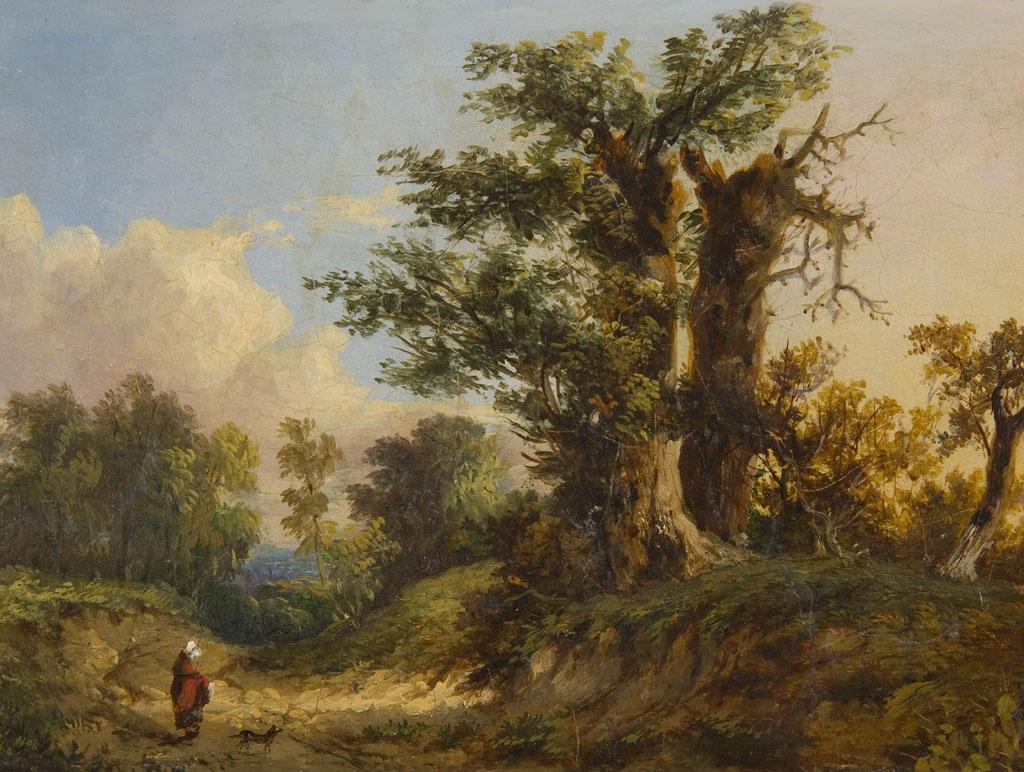 Lot 28 - JOHN BERNEY LADBROOKE (1803-1879)