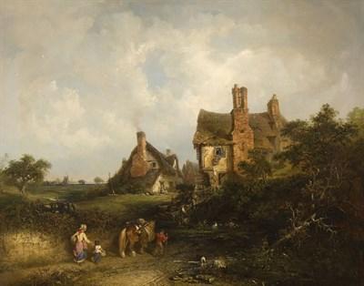 Lot 29 - EDWARD ROBERT SMYTHE (1810-1899)