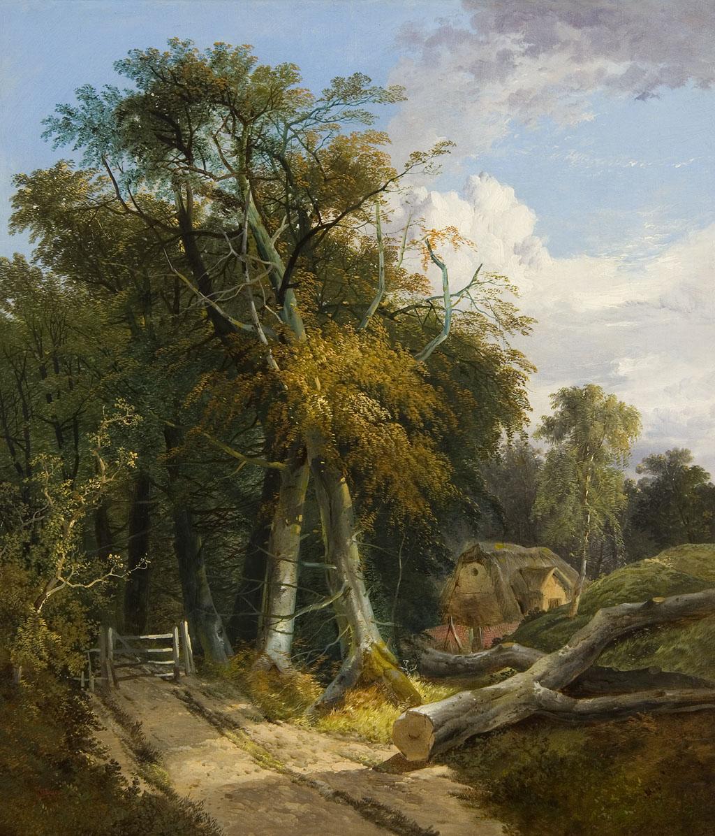 Lot 33 - JOHN BERNEY LADBROOKE (1803-1879)