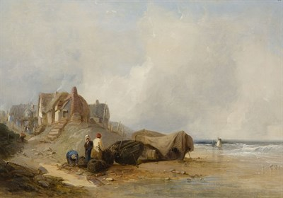 Lot 75 - HENRY BRIGHT (1810-1873)