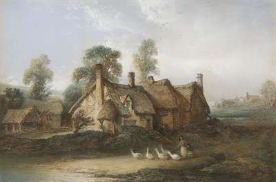 Lot 65 - EDWARD ROBERT SMYTHE (1810-1899)