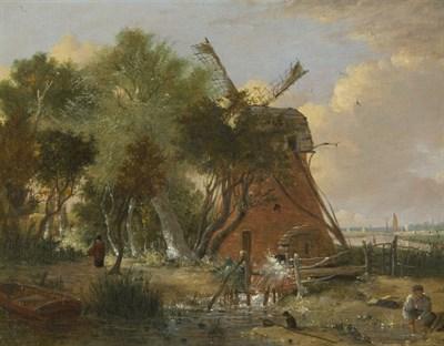 Lot 59 - ALFRED STANNARD (1806-1889)