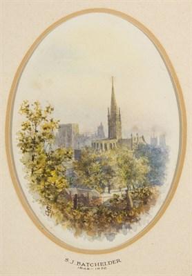 Lot 54 - STEPHEN JOHN BATCHELDER (1849-1932)
