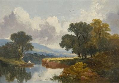 Lot 87 - JOSEPH HORLOR (1809-1887)