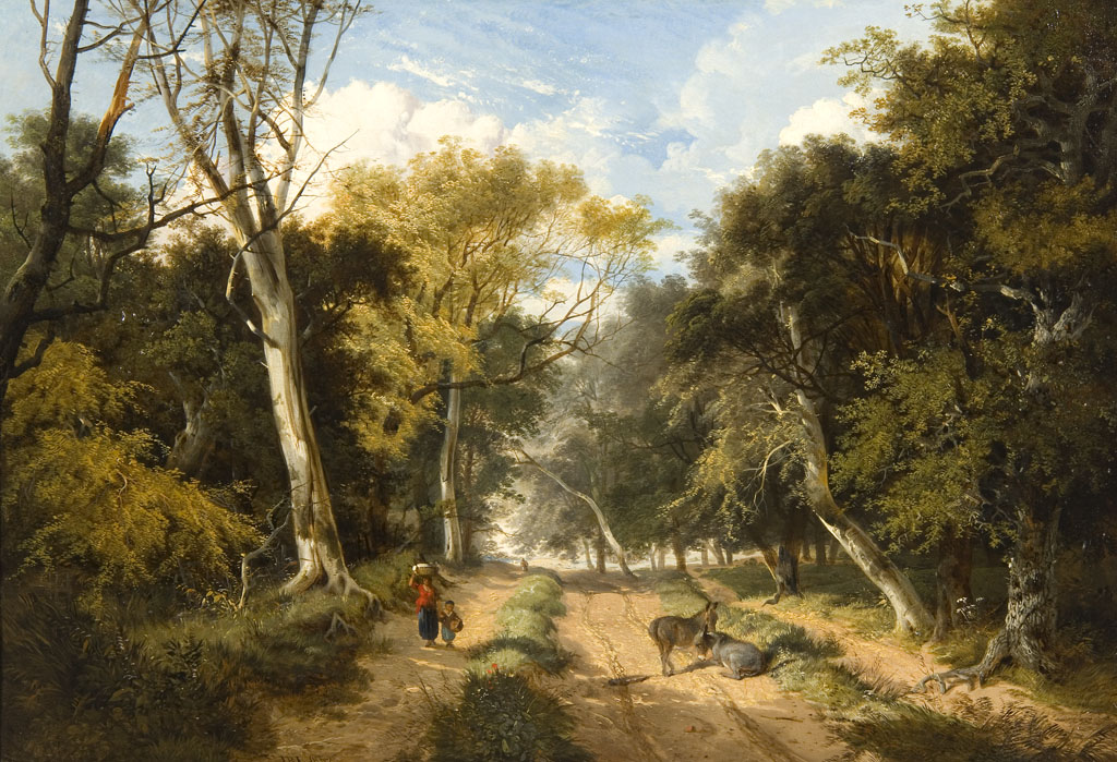Lot 85 - JOHN BERNEY LADBROOKE (1803-1879)