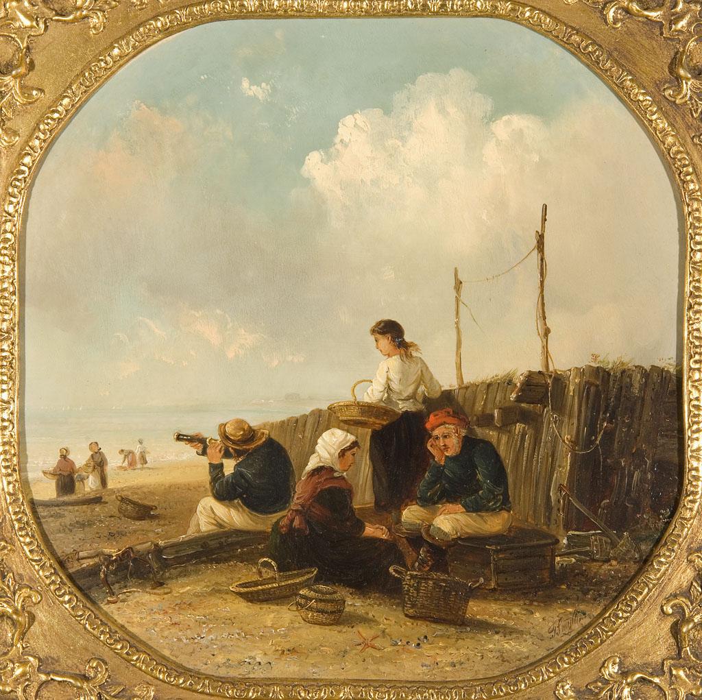 Lot 80 - THOMAS SMYTHE (1825-1906)