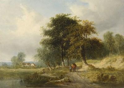 Lot 11 - SAMUEL DAVID COLKETT (1806-1863)