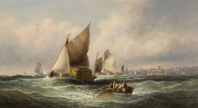Lot 21 - WILLIAM THORNLEY (1857-1898)