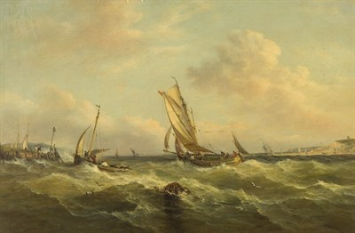 Lot 20 - JOHN MOORE OF IPSWICH (1820-1902)