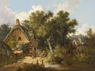 Lot 12 - JOHN BERNEY LADBROOKE (1803-1879)