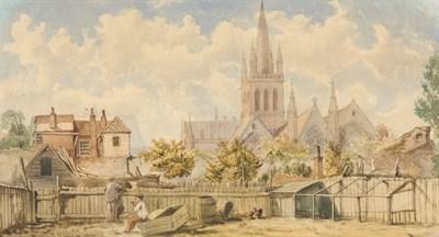 Lot 100 - CHARLES HARMONY HARRISON (1842-1902)