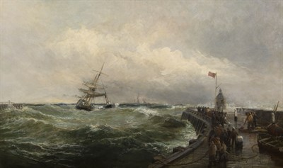 Lot 95 - ATTRIBUTED TO ROBERT ERNEST ROE (FL. 1868-1885)
