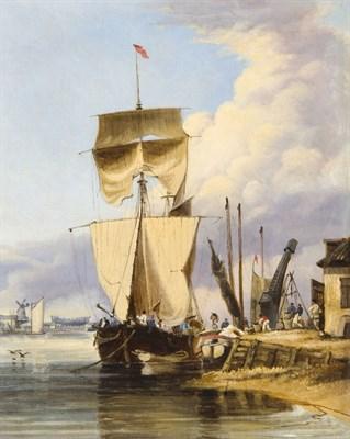 Lot 97 - FOLLOWER OF ALFRED STANNARD (1806-1889)