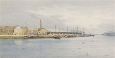 Lot 5 - CHARLES HARMONY HARRISON (1842-1902)
