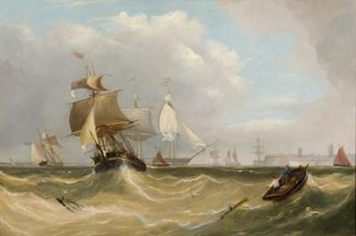 Lot 68 - SIR GEORGE CHAMBERS (1803-1840)