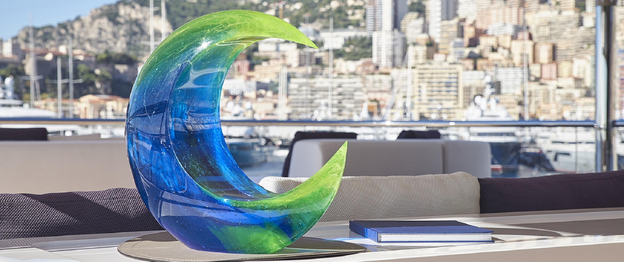 Risk reduction for the superyacht art collector